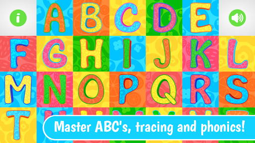 ABC - Phonics and Tracing from Dave and Ava screenshot 1