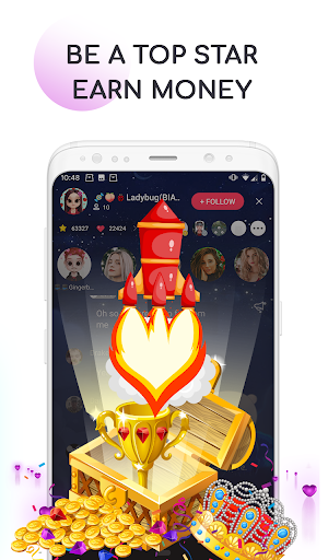 Find Friends, Meet New People, Cuddle Voice Chat screenshot 4
