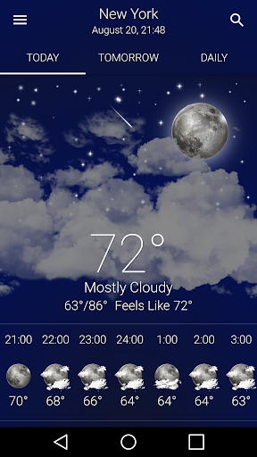 Weather US screenshot 2