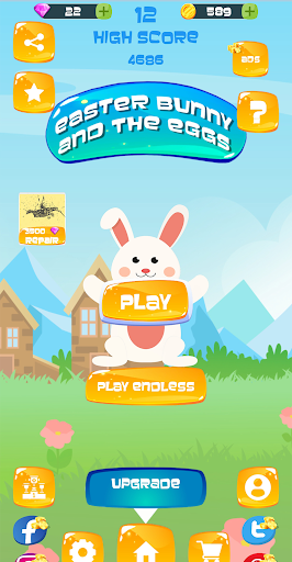 new games 2021 : simple game easy game Easter game screenshot 1