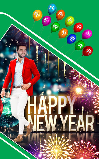 New Year Photo Editor - Photo Frames screenshot 14