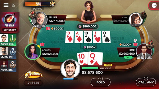 Poker Heat™ - Giochi di Texas Holdem Poker Gratis screenshot 7