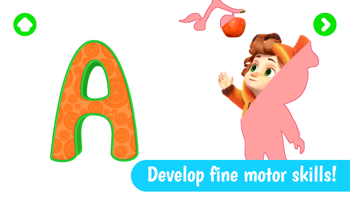 ABC - Phonics and Tracing from Dave and Ava screenshot 2