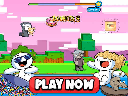 TheOdd1sOut: Let's Bounce screenshot 13