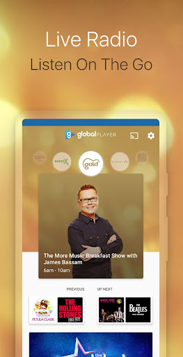 Gold Radio App screenshot 2
