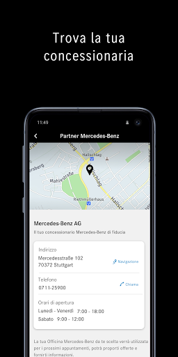 Mercedes me Service screenshot 5