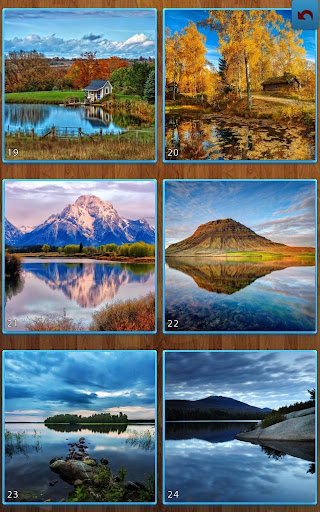 Lakes Jigsaw Puzzles screenshot 2