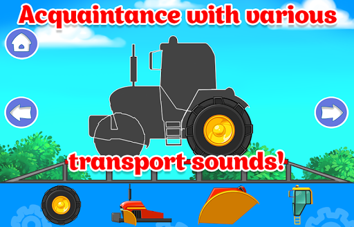 Kids Cars Games! Build a car and truck wash! screenshot 8