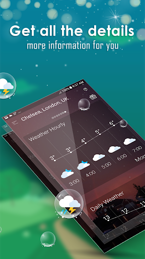 Daily weather forecast screenshot 4