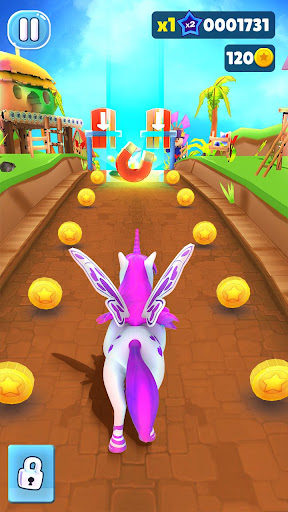 Magical Pony Run screenshot 19
