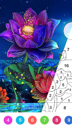 Paint.ly Color by Number screenshot 1