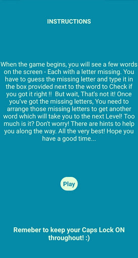 Find the Letter screenshot 8