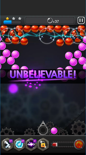 Bubble Shooter Mission screenshot 4