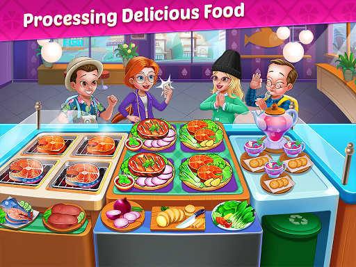Cooking Tasty: The Worldwide Kitchen Cooking Game screenshot 6