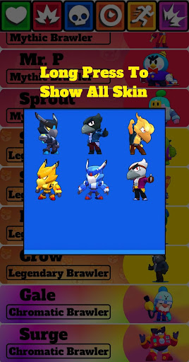 Brawl Stars Guide Book screenshot 4