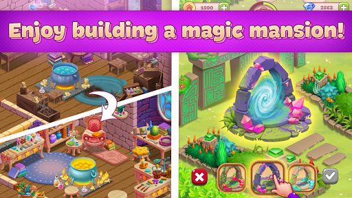 Charms of the Witch screenshot 2