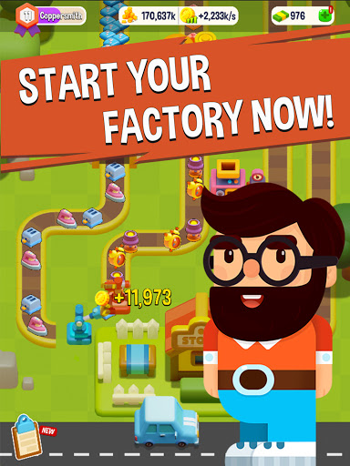 Pocket Factory screenshot 8