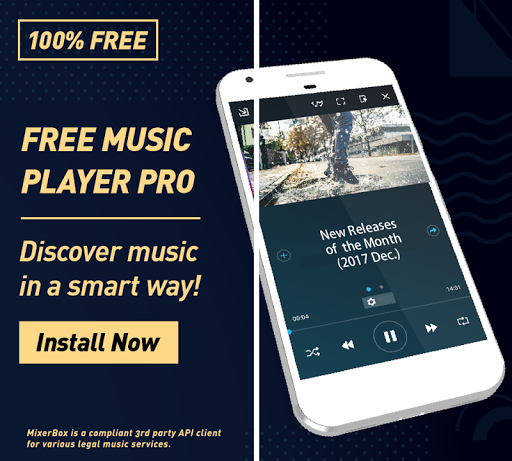(Download Now) Free Music MP3 Player PRO screenshot 1