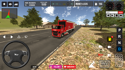 IDBS Truck Trailer screenshot 4