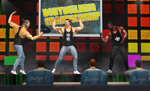 GYM Fighting Games screenshot 3