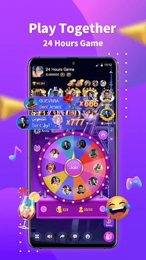 StarChat-Group Voice Chat Room screenshot 4