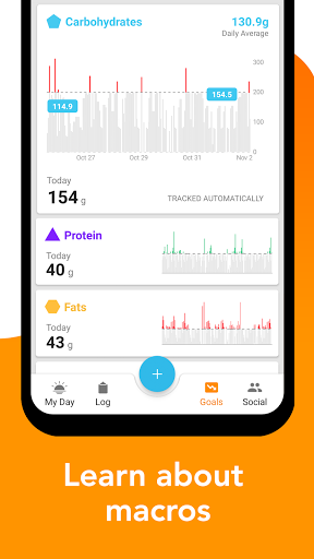 Calorie Counter by Lose It! for Diet & Weight Loss screenshot 2