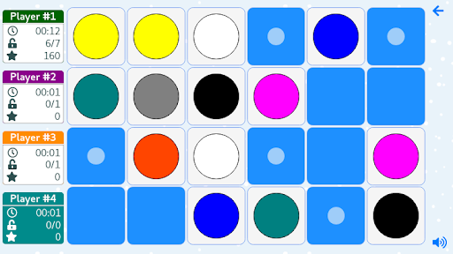 Memory cards free game. Pairs. Concentration. screenshot 3
