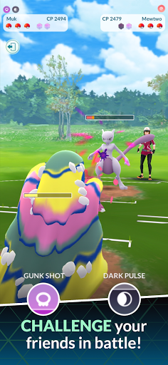 Pokémon GO screenshot 8