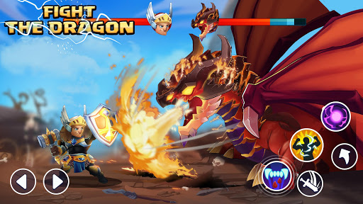 Tiny Gladiators 2: Heroes Duels - RPG Battle Arena screenshot 4