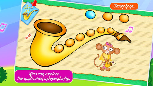 123 Kids Fun Music Games Free screenshot 9
