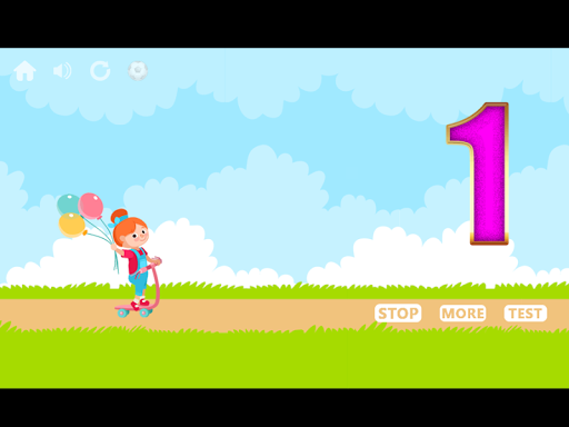1 to 100 number counting game screenshot 19
