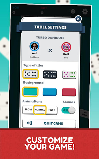 Dominos Online Jogatina screenshot 15