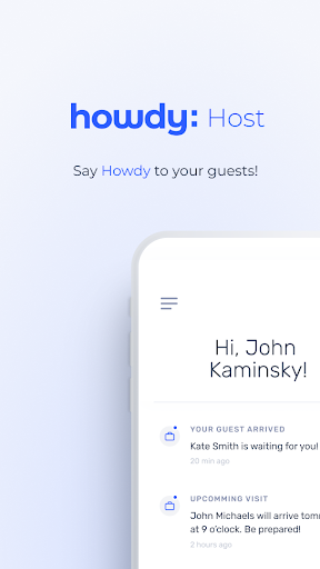 Howdy, Host! screenshot 1
