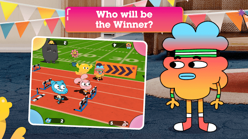 Gumball's Amazing Party Game screenshot 7