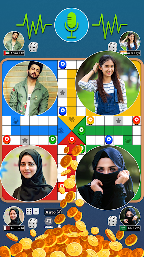King of Ludo Dice Game with Free Voice Chat 2020 screenshot 2