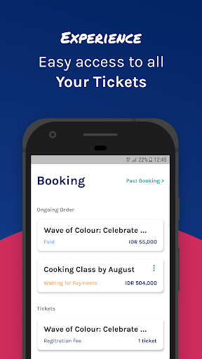Goers - Activities Finder & Cinema Booking App screenshot 3