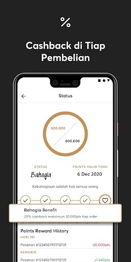 Kopi Kenangan screenshot 4