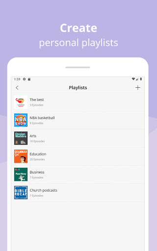Podcast App & Podcast Player - Podbean screenshot 12
