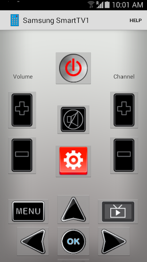 Universal Remote Control screenshot 1