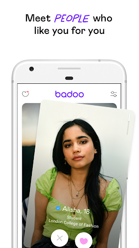 Badoo — The Dating App to Chat, Date & Meet People screenshot 2