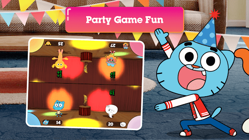 Gumball's Amazing Party Game screenshot 2