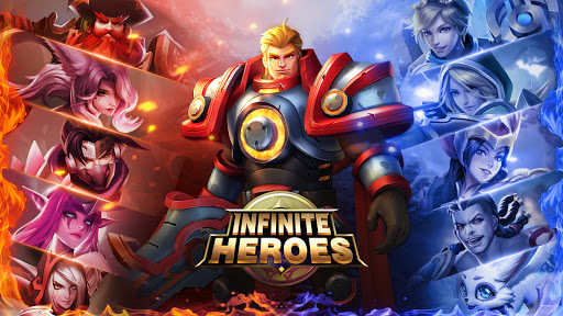 Infinite Heroes screenshot 2