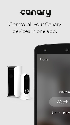 Canary - Smart Home Security screenshot 1