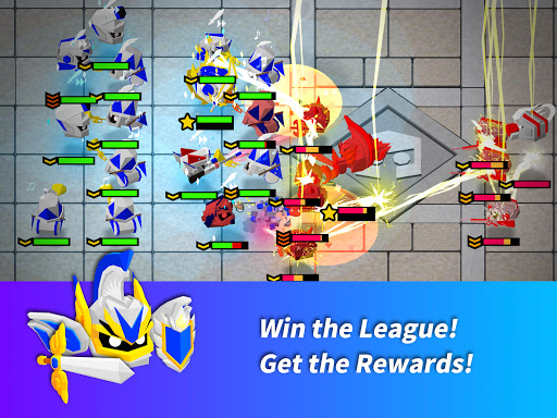 MechaHead League screenshot 6