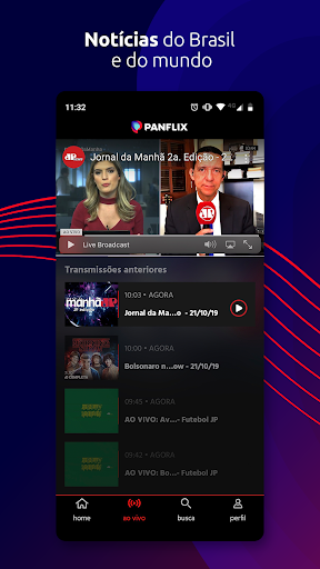 Panflix screenshot 1