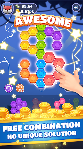 Puzzle Night screenshot 1