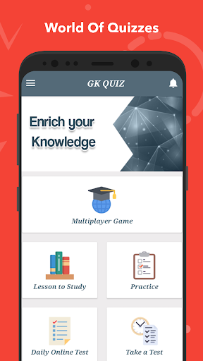 General Knowledge Quiz screenshot 2