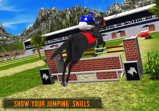 Horse Jumping Simulator 2020 screenshot 9