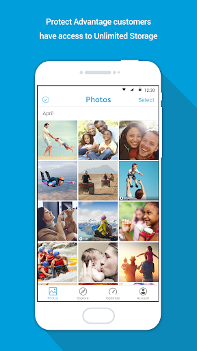 AT&T Photo Storage screenshot 1