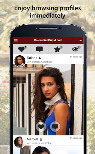 ColombianCupid - Colombian Dating App screenshot 2
